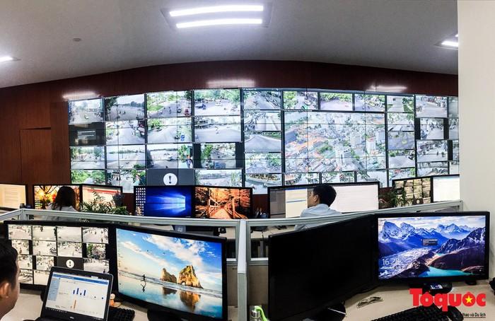 Trung tâm điều hành, chỉ huy thông tin thành phố